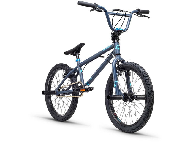 s'cool XtriX 20 Kinder grey/blue mattt